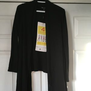 Cable and gauge cardigan small nwt